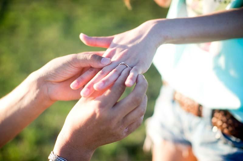 ハワイサプライズ プロポーズ イメージ1