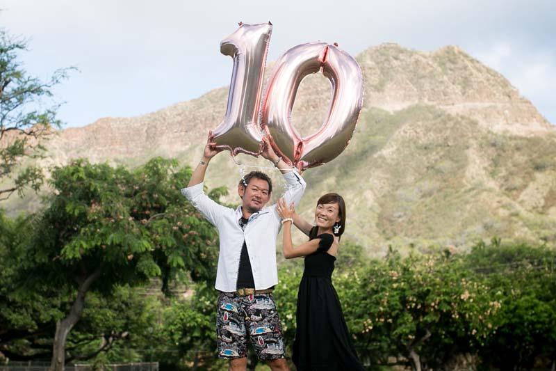 サプライズで作る特別な結婚記念日